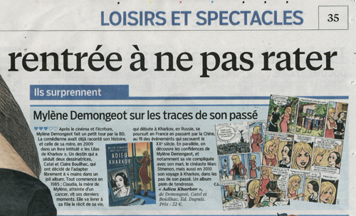 le parisien article